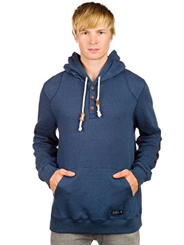 Element Pace Hoodie (grey heather) Indigo