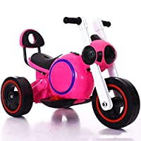 68 Space dog children electric motorcycle new men and women baby rechargeable battery car tricycle toy car