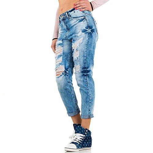 Ital-Design -  Jeans  - Donna Blu