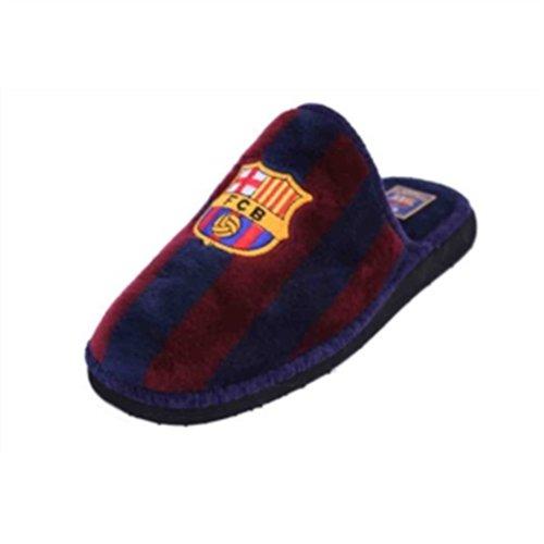 Andinas Futbol Club Barcelona FCB Calzatura, Blu/Rosso, 42