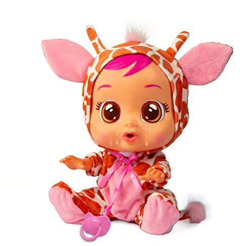 IMC Toys Muñeca Bebés Llorones, Gigi (90194)