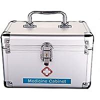 Preisvergleich für Family Kit Home Multi-Layer Sondergröße Kit Erste-Hilfe-Kit Medizinische Fall Notfall Medizinische Produkt Medizinische...