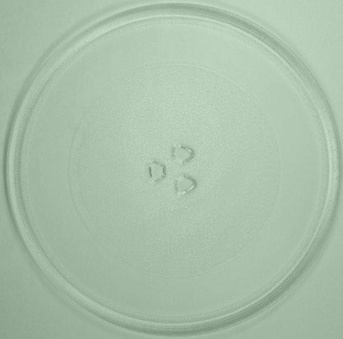 Mikrowellenteller / Drehteller / Glasteller für Mikrowelle # ersetzt LG-Electronic Mikrowellenteller # Durchmesser Ø 32 cm / 320 mm # Ersatzteller # Ersatzteil für die Mikrowelle # Ersatz-Drehteller # OHNE Drehring # OHNE Drehkreuz # OHNE Mitnehmer