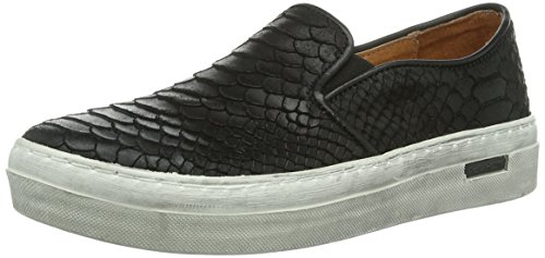 Ca'Shott 12060, Damen Sneakers, Schwarz (Hateful Anaconda 310), 39 EU