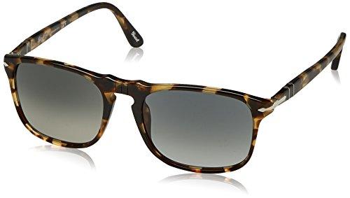 Persol Herren 0Po3059S 105671 54 Sonnenbrille, Braun (Brown/Beige Tortoise/Grey),