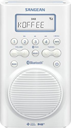 Sangean H-205D - Wasserfestes Bluetooth Radio thumbnail