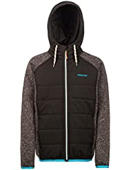 Protest Jackets - Protest Aeron Junior Full Zip Hoody - Imperial Blue