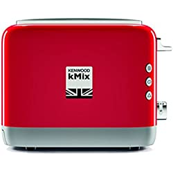 Kenwood Grille-pain 2 tranches Série Kmix rouge