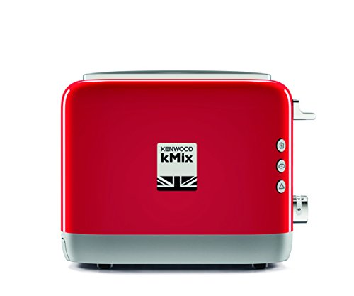 Kenwood 0 W23011056 Grille-Pain 2 Tranches série kmix, 900 watts, Rouge