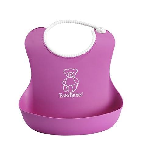 Babybjörn 046155 - Weiches Lätzchen, Pink