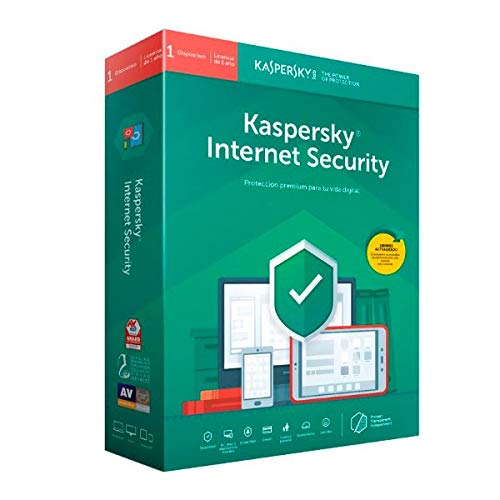 Kaspersky Lab KL1939S5AFS-9MSBA Antivirus Inter Security 1U...