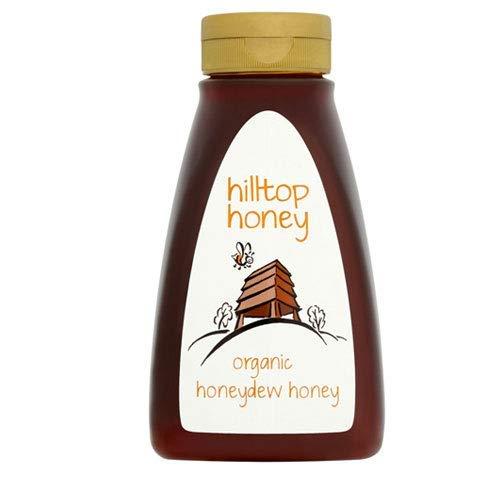 Hilltop Honey Grezzo Organico 370g Miele Di Melata