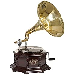 SOHO TOWN HOUSE LIVING Elemento Decorativo Gramophone