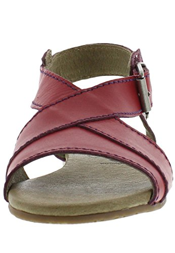 Fly London Nize, Damen Sandalen Rot