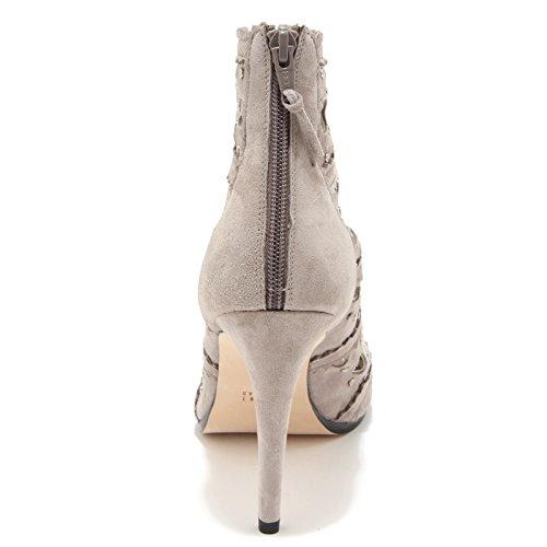 5496M sandali allacciati donna STUART WEITZMAN cagey scarpe women sandals shoes Grigio