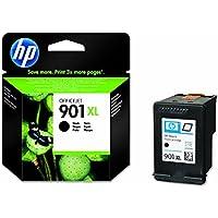 HP CC654AE#ABE - Cartucho de tinta HP 901XL de alta capacidad, negro