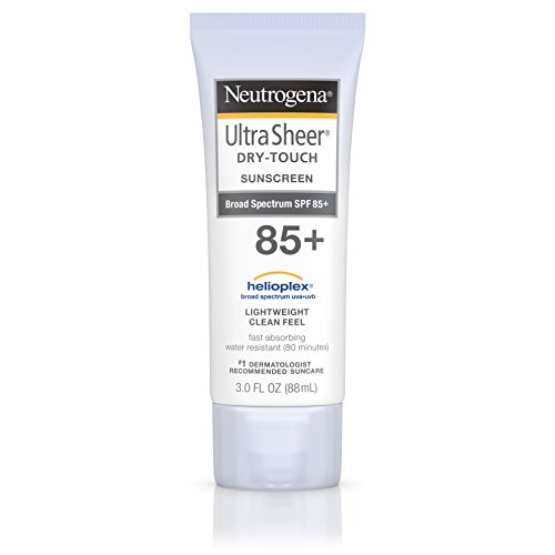 Sunblock Spf 100 (Neutrogena Ultra Sheer Dry-Touch Sunblock, Spf 85 - 88 ml (Sonnenschutz))