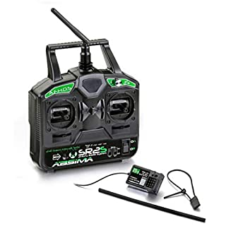 Radio Remote Control RC Electric Stick Transmitter Receiver 2.4GHz 2 Channel