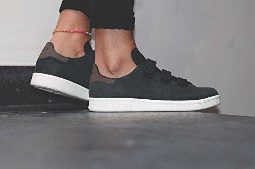 Adidas Stan Smith Op Cf W, Baskets Noires Pour Femme