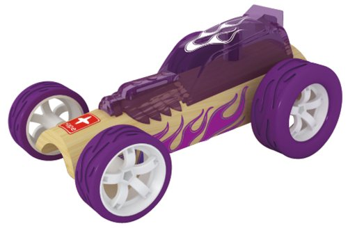 Hape Mini Hot Rod (Violet)