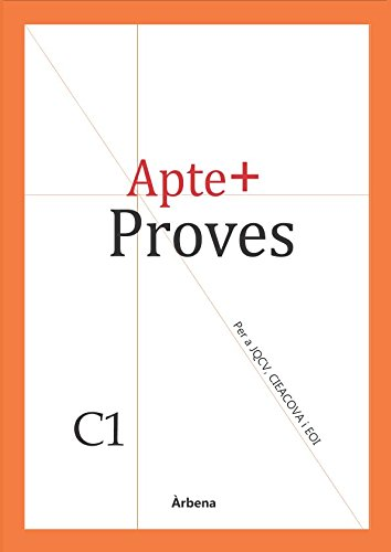 Apte+ Proves C1 (Aptes) por Sònia Sellés Soler