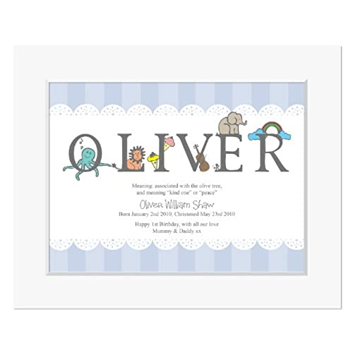 Personalised new baby gifts amazon negle Images