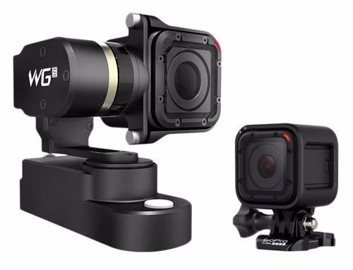 Feiyu-Tech-FY-WGS-Wireless-Remote-3-Axis-Wearable-Gimbal-for-the-GoPro-Hero-4-Session-Black-and-Hero-5-Session-With-EACHSHOT-Cleaning-Cloth