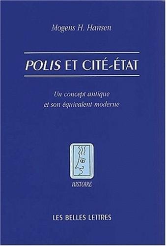 Read Pdf Polis Et Cite Etat Histoire French Edition By Mogens Herman Hansen Online Ayokunleiob