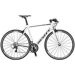 Bicicleta de carretera para hombre Scott Speedster 5024., blanco