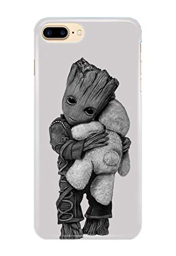 Case Me Up Handy Hülle für iPhone 6+/6s+ [Plus] Groot Guardians of The Galaxy Superhero Marvel Comics 16 Designs