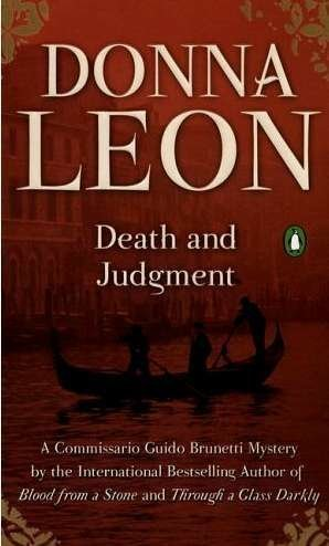 Book cover for Death and Judgment