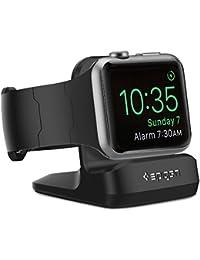 Spigen S350 - Supporto e Dock per la Ricarica di Apple Watch da 42mm e 38mm