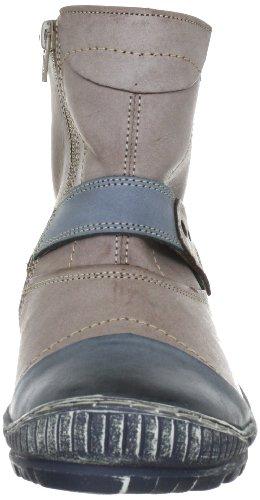 MICCOS 270366 Damen Fashion Halbstiefel & Stiefeletten Blau (Blau) JkV9U