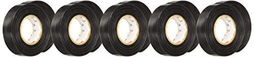 3 m Temflex 1700 Economy grade General use vinyl Electrical tape
