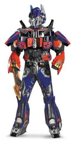 Optimus Prime Rental Quality (Für Erwachsene Prime Optimus Kostüm)