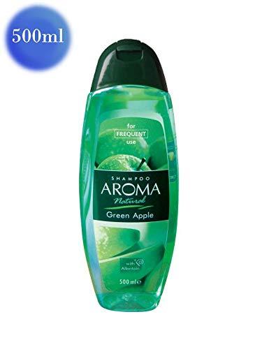 AROMA Shampooing Pomme Verte Naturelle 500 ml