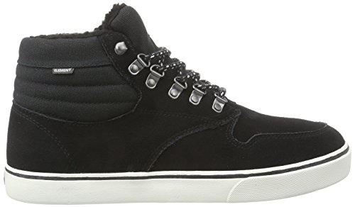 Element Topaz C3 Mid B Herren Sneakers, Baskets Basses Homme Noir (black Charcoal 1818)
