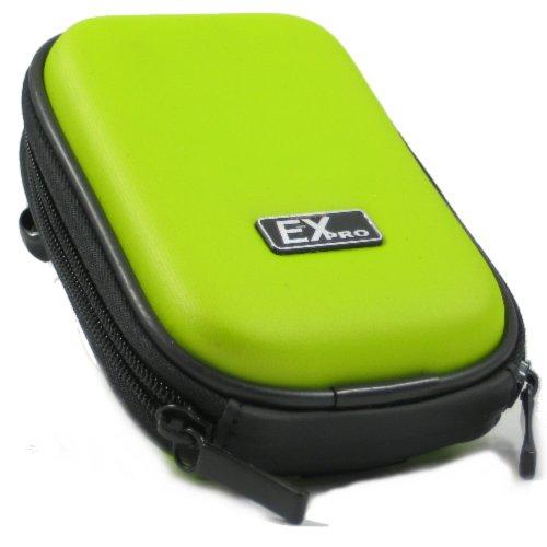 ex-pror-green-hard-clam-shock-proof-digital-camera-case-bag-cr291a-for-kodak-easyshare-c122-c140-c14