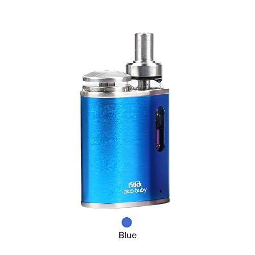 Eleaf iStick Pico Baby Kit 2ml 1050mAh E Zigarette Vaporizer Elektronische Zigarette -ohne Nikotin-ohne Tabak (blau)