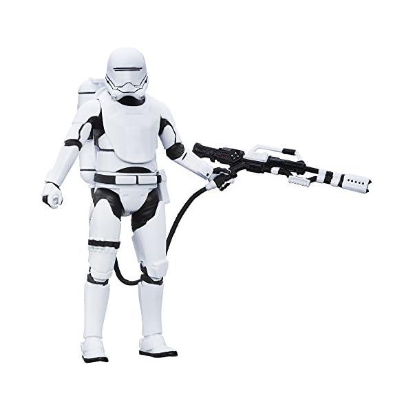 Star Wars The Black Series - Figura de flametrooper de Primera Orden de 6 Pulgadas 1