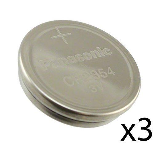 [3Stück] Panasonic CR23542354CR 23543V Lithium Batterien