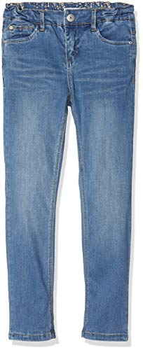 NAME IT Mädchen Jeans NKFSALLI DNMTORA 2121 HW Pant Blau Medium Blue Denim, 146