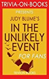 Best Trivion Books In Audios - Trivia: In the Unlikely Event: A Novel By Review