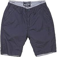 SRK-pantalones cortos niños 3/8 años ECARAZ38- marino-6 años