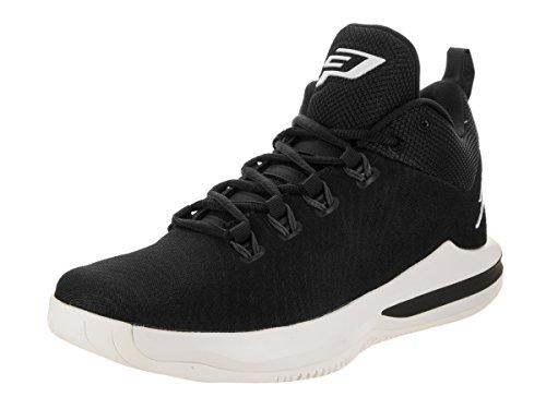 Nike Jordan Herren cp3.x AE schwarz/sail dunkelgrau Basketball Schuh 8,5Herren Uns