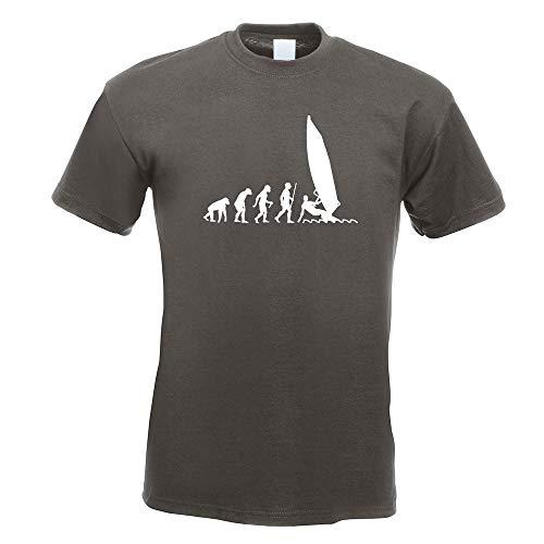 Kiwistar Evolution de la Voile T-Shirt imprimé Design Print
