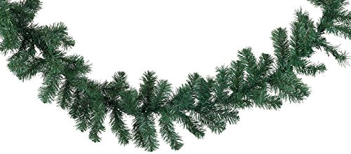 Britesta Girlanden: Hochwertige Deko-Tannengirlande zum Selberschmücken, 180 cm (Girlanden mit künstlichen Tannenzweigen für Weihnachten)