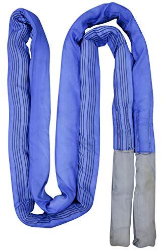 Kerbl 37708 Abschleppschlinge 6m, 56t Reißfestigkeit, Blau