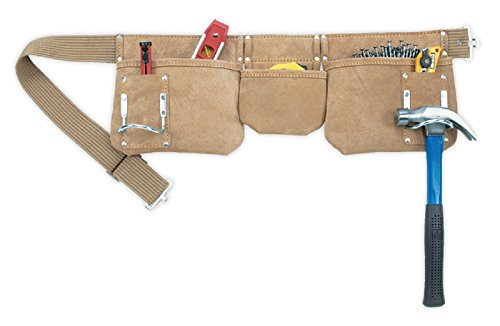 Kunys AP1300 Leather Carpenters Apron