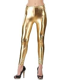 Balingi Damen Lack Leggings BA10601